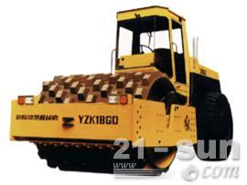 一拖YZK18GD轮胎压路机