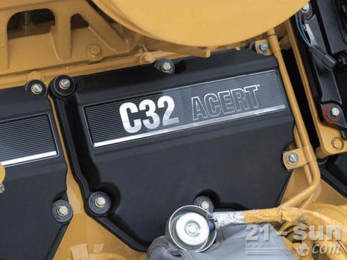卡特彼勒D11T  D11T CD大型履带推土机外观图2