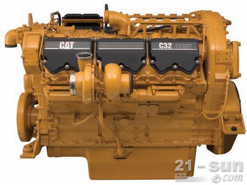 卡特彼勒D11T  D11T CD大型履带推土机外观图3