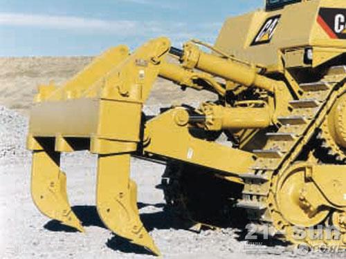 卡特彼勒D11T  D11T CD大型履带推土机外观图6