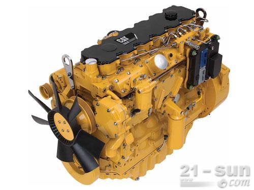 卡特彼勒CS76 XT单钢轮压路机外观图2