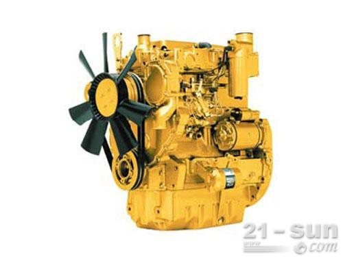 卡特彼勒CB564D双钢轮压路机外观图3