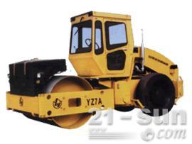 一拖YZ7A单钢轮压路机