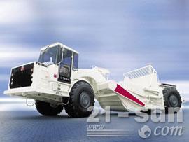 特雷克斯TS14G自行式铲运机图片