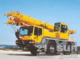 利勃海尔LTM 1030-2.1汽车起重机