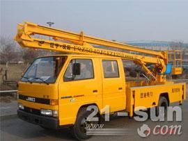 抚挖重工GKZ12.5D高空作业车