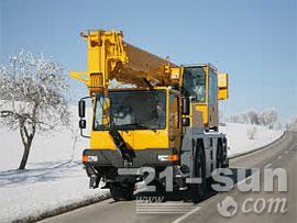 利勃海尔LTM 1040-2.1汽车起重机