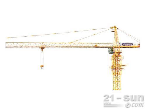 中联重科TC5610-6锤头塔式起重机外观图1