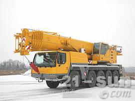 利勃海尔LTM 1100-5.2汽车起重机