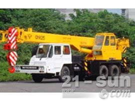 四川长起QYR25汽车起重机图片