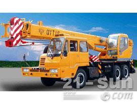 四川长起QYT16汽车起重机图片