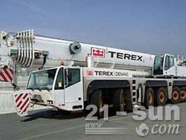 特雷克斯AC 250-1汽车起重机图片