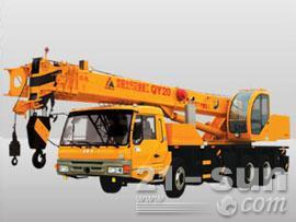 北方交通QY20G汽车起重机图片