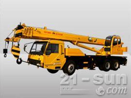 北方交通QY16G(J)汽车起重机图片