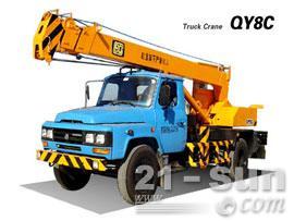 京城重工QY8C汽车起重机图片