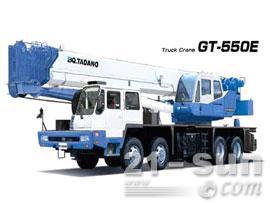京城重工GT-550E汽车起重机图片