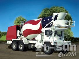 特雷克斯FD3000混凝土搅拌运输车图片