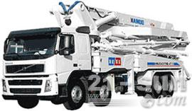 海诺47m(HNJ5420THB)混凝土泵车