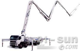 海诺42m(HNJ5420THB)混凝土泵车
