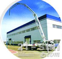 海诺37m(HNJ5261THB)混凝土泵车图片