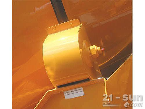 利勃海尔HTM 504混凝土搅拌运输车外观图4
