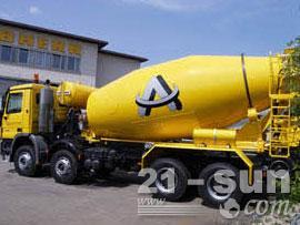 利勃海尔HTM 1004混凝土搅拌运输车