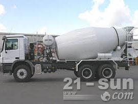 利勃海尔HTM 1004 K混凝土搅拌运输车