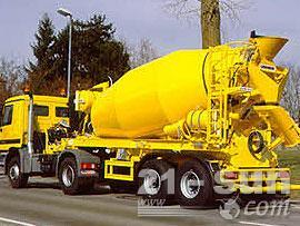 利勃海尔HTM 1004 ZA混凝土搅拌运输车