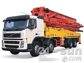 三一SY5382THB46Ⅲ泵车