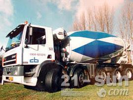 利勃海尔HTM 1504混凝土搅拌运输车