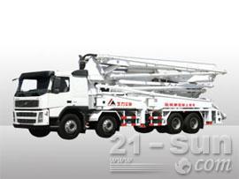 北方交通BFJT42M混凝土泵车
