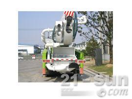 鸿得利重工HDL5400THB(47M)混凝土泵车