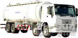 辽宁海诺HNJ5311GSNHOWO散装水泥运输车