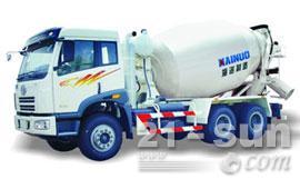 辽宁海诺HN5256GJB混凝土搅拌运输车