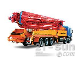 全进重工JJ-M5717混凝土泵车