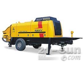 三一HBT60C-1416Ⅲ拖泵
