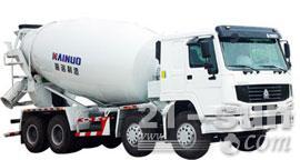 海诺HNJ5250GJBH混凝土搅拌运输车