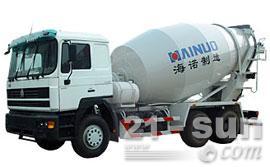 辽宁海诺HNJ5250GJBSA混凝土搅拌运输车