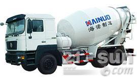 辽宁海诺HNJ5252GJBB混凝土搅拌运输车图片