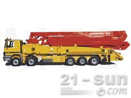 普茨迈斯特M 63-5混凝土泵车