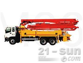 普茨迈斯特M 36-4混凝土泵车