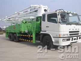 星马汽车AH5264THB混凝土泵车图片