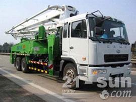 星马汽车AH5257THB混凝土泵车
