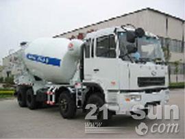 星马汽车AH5310GJB1混凝土搅拌运输车图片