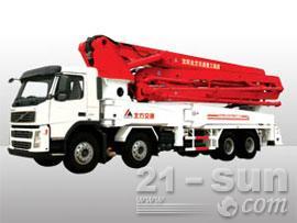 北方交通BFJT47M混凝土泵车