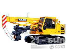 加藤KE-1500旋挖钻机