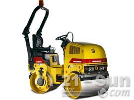 戴纳派克CC900S双钢轮压路机