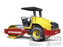 戴纳派克CA152PD单钢轮压路机