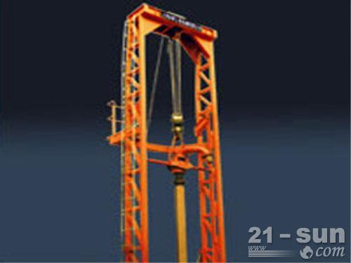 上海金泰GPS-25D工程钻机外观图1
