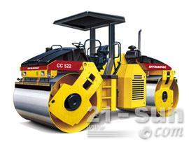 戴纳派克CC522双钢轮压路机